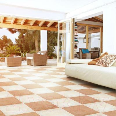 Декоративная плитка VitrA Truva White 2 K083670 (300x300)