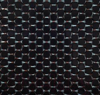 Мозаика VitrA Penny Round Ral K5233614 (300x300, черный)