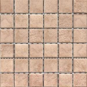 Мозаика керамическая VitrA Rock Colorado K5170354 (300x300, бежевый)