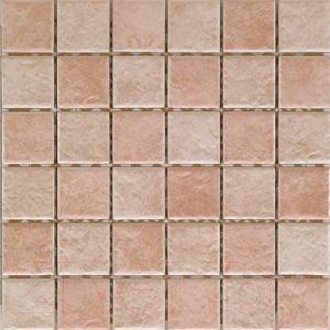 Мозаика VitrA Rock K5158604 (300x300, табачно-золотой)