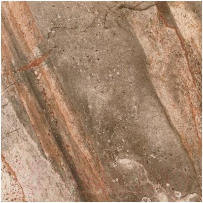 Плитка Kerranova Genesis Brown (600x600)