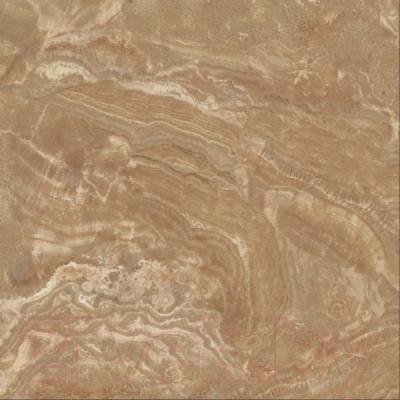 Плитка Kerranova Premium Marble Brown (600x600)