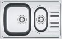 Мойка кухонная Franke PXN 651-78 (101.0192.922) -