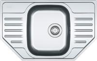 Мойка кухонная Franke PXT 612E (101.0258.334) -