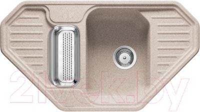 Мойка кухонная Franke EFG 682E (114.0185.111) - общий вид (коландер в комплект не входит)