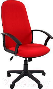 Кресло офисное Chairman 289 (красный)