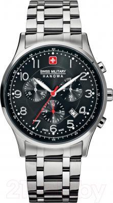 Часы мужские наручные Swiss Military Hanowa 06-5187.04.007