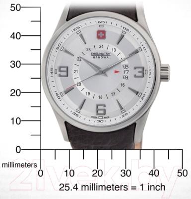 Часы мужские наручные Swiss Military Hanowa 06-4155.04.001.05