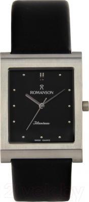 Часы мужские наручные Romanson DL0581MWBK