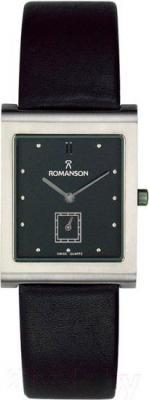 Часы мужские наручные Romanson DL0581NMWBK