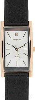 Часы женские наручные Romanson DL2158CLRWH