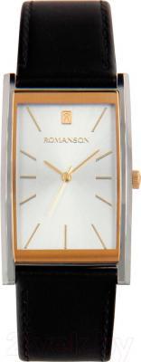 Часы мужские наручные Romanson DL2158CMCWH