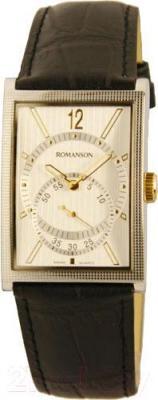 Часы мужские наручные Romanson DL5146NMCWH
