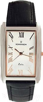 Часы женские наручные Romanson TL0110MCWH