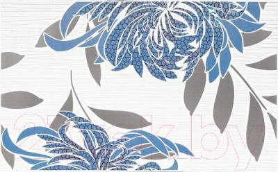Декоративная плитка Ceramika Paradyz Acapulco Blue A (400x250)