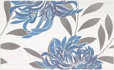 Декоративная плитка Ceramika Paradyz Acapulco Blue B (400x250)