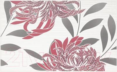 Декоративная плитка для ванной Ceramika Paradyz Acapulco Rosa B (400x250)