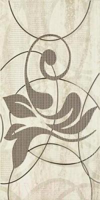 Декоративная плитка Ceramika Paradyz Amiche Beige B (600x300)