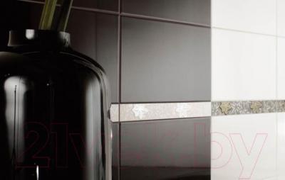 Бордюр для ванной Ceramika Paradyz Artable Brown (400x48)