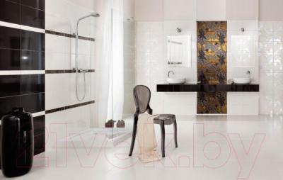 Декоративная плитка Ceramika Paradyz Artable Brown (400x250)