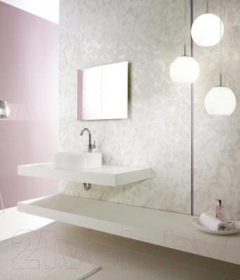 Декоративная плитка Ceramika Paradyz Baletia Bianco B (595x295)