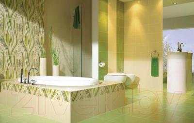 Декоративная плитка Ceramika Paradyz Carioca Zefir C (400x250)