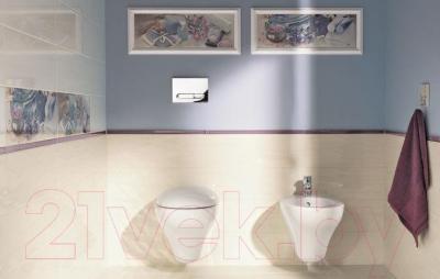 Плитка Ceramika Paradyz Chiara Beige (600x200)