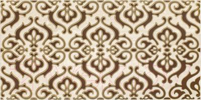 Декоративная плитка Ceramika Paradyz Coraline Brown Classic (600x300)