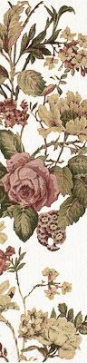 Бордюр Ceramika Paradyz Imandra Bianco B (600x144)