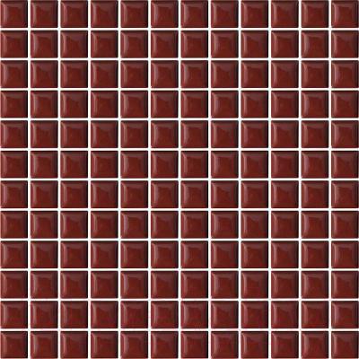 Мозаика Ceramika Paradyz Imandra Rosso (298x298)