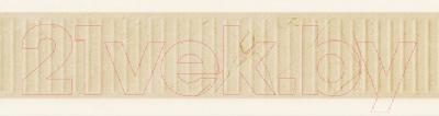 Бордюр для ванной Ceramika Paradyz Inspiration Beige Strukturalna (300x80)