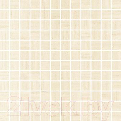 Мозаика для ванной Ceramika Paradyz Meisha Bianco (298x298)