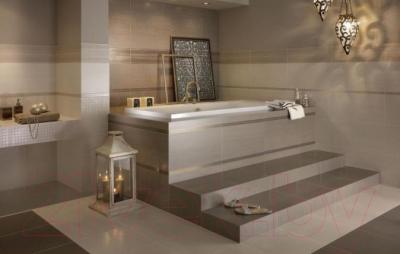 Плитка для стен ванной Ceramika Paradyz Meisha Brown (600x300)