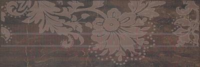 Декоративная плитка Ceramika Paradyz Miriam Brown A (600x200)