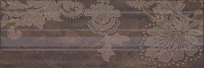 Декоративная плитка Ceramika Paradyz Miriam Brown B (600x200)