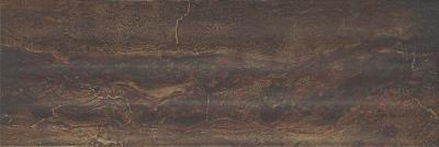 Плитка Ceramika Paradyz Miriam Brown Structura (600x200)