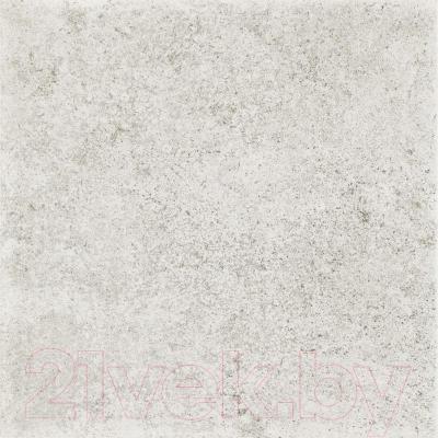 Плитка Ceramika Paradyz Nirrad Niro Bianco (400x400)