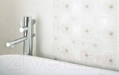 Декоративная плитка Ceramika Paradyz Nirrad Bianco (600x200)