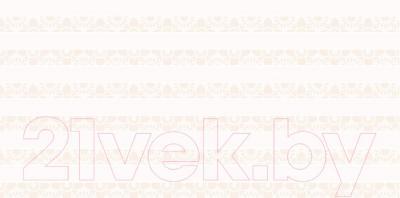 Декоративная плитка Ceramika Paradyz Piumetta Bianco Paski (595x295)