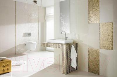 Декоративная плитка для ванной Ceramika Paradyz Ricoletta Beige (595x295)