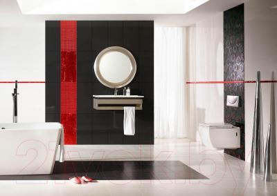 Плитка для пола ванной Ceramika Paradyz Ricoletta Ricoletto Bianco (325x325)