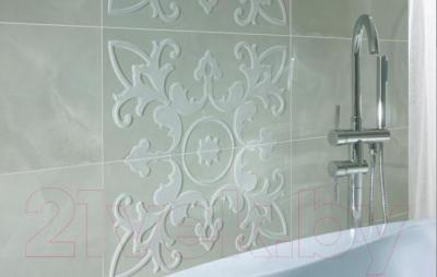 Декоративная плитка Ceramika Paradyz Sabro Verde Geometryk (595x295)