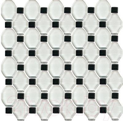Мозаика Ceramika Paradyz Secret Bianco (298x298)