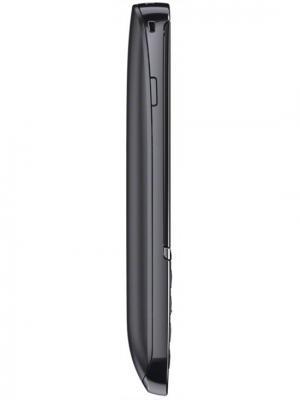 Мобильный телефон Nokia Asha 300 Graphite - сбоку