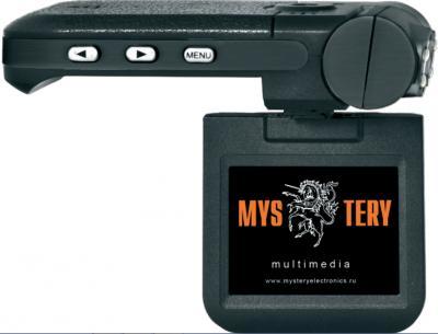 Автомобильный видеорегистратор Mystery MDR-630 - дисплей