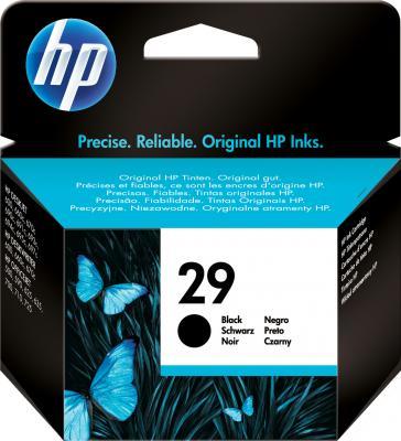 Картридж HP 29 (51629A) - общий вид