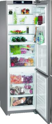 Холодильник с морозильником Liebherr CBNPgb 3956 - Общий вид