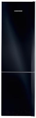 Холодильник с морозильником Liebherr CBNPgb 3956