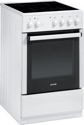 Кухонная плита Gorenje EC52106AW - общий вид