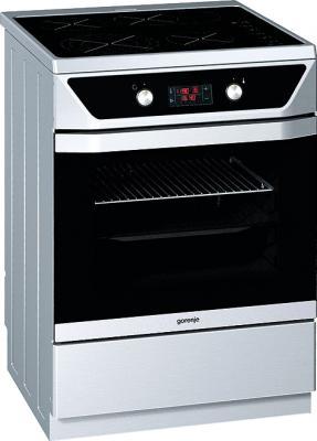 Кухонная плита Gorenje ET67554DX - общий вид